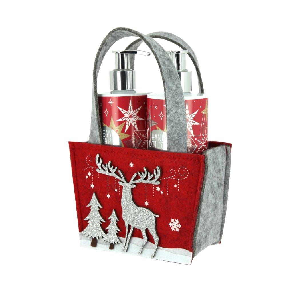 Kosmetický vánoční set GLITTERING CHRISTMAS