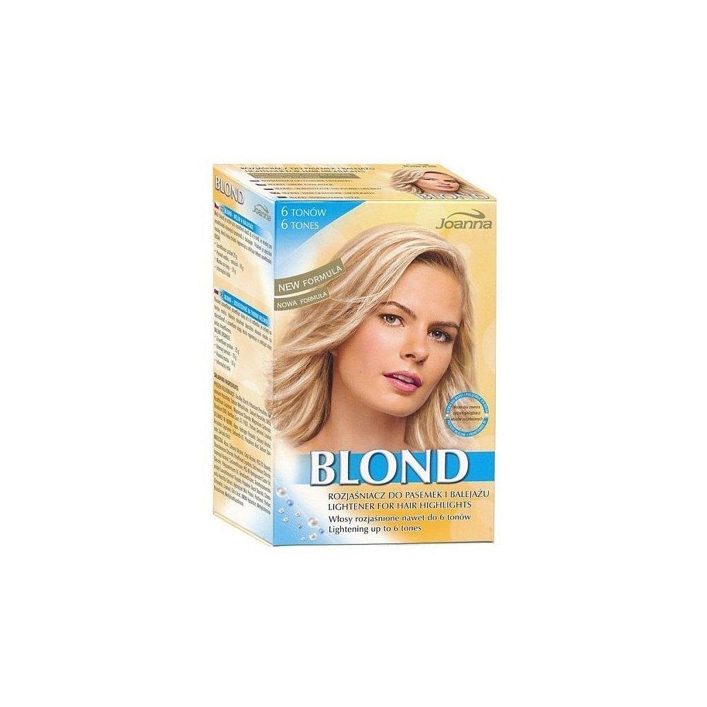 Joanna Blond Melír A Balayage 6 tónů melír na vlasy