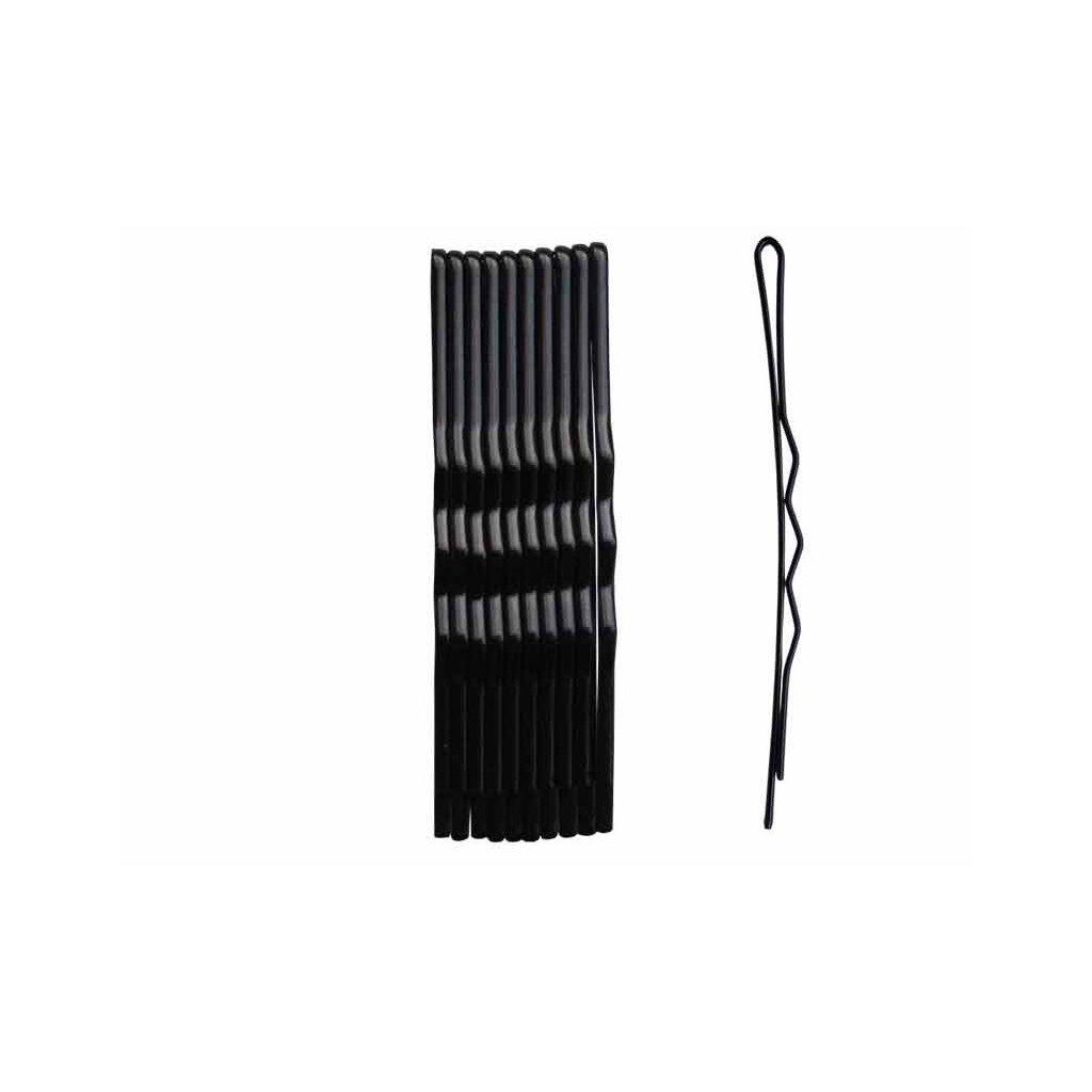 Sponka černá 7cm