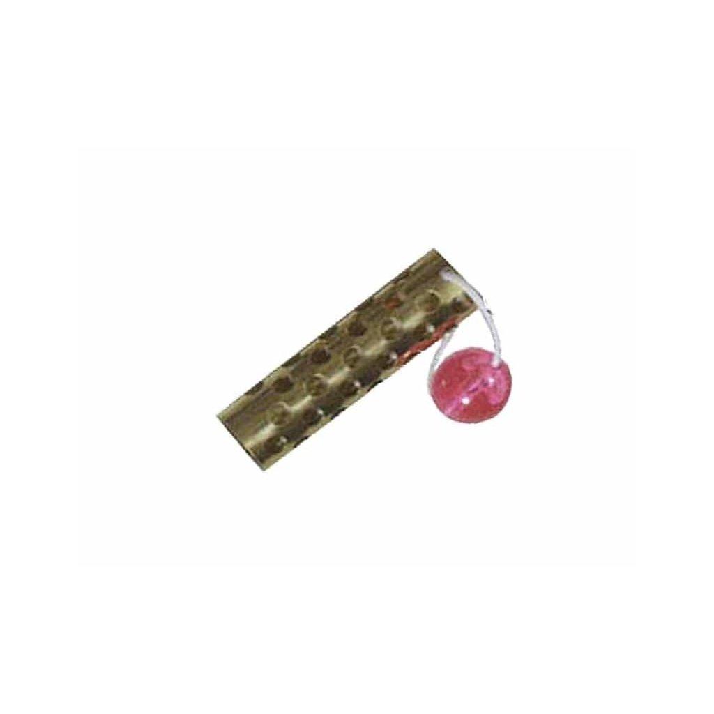 Natáčka s kuličkou kovová střední 18mm *