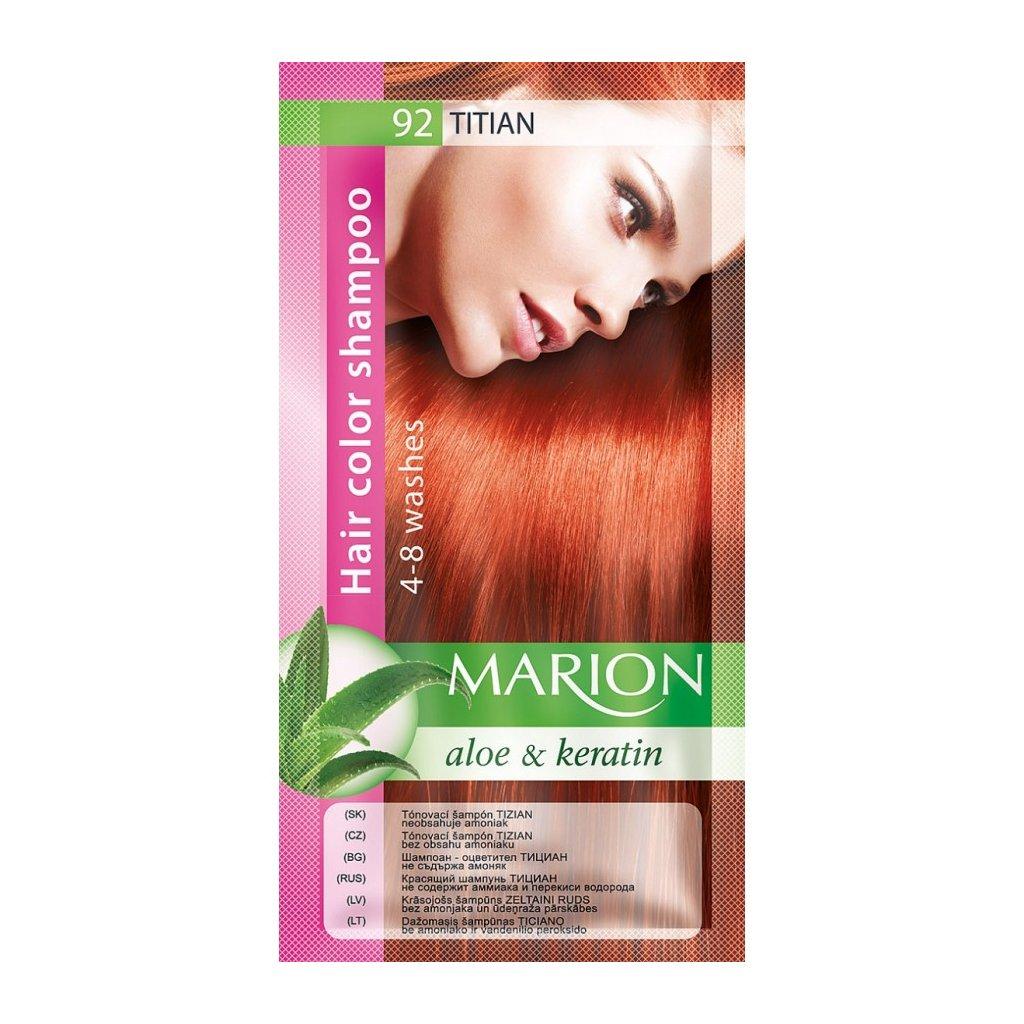 Tónovací šampon 92 TIZIAN MARION