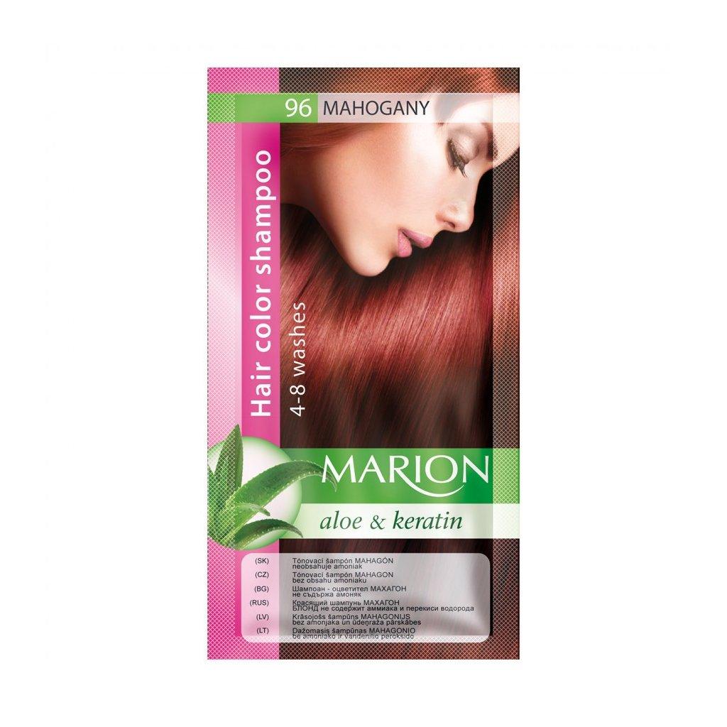 Tónovací šampon 95 KAŠTAN MARION