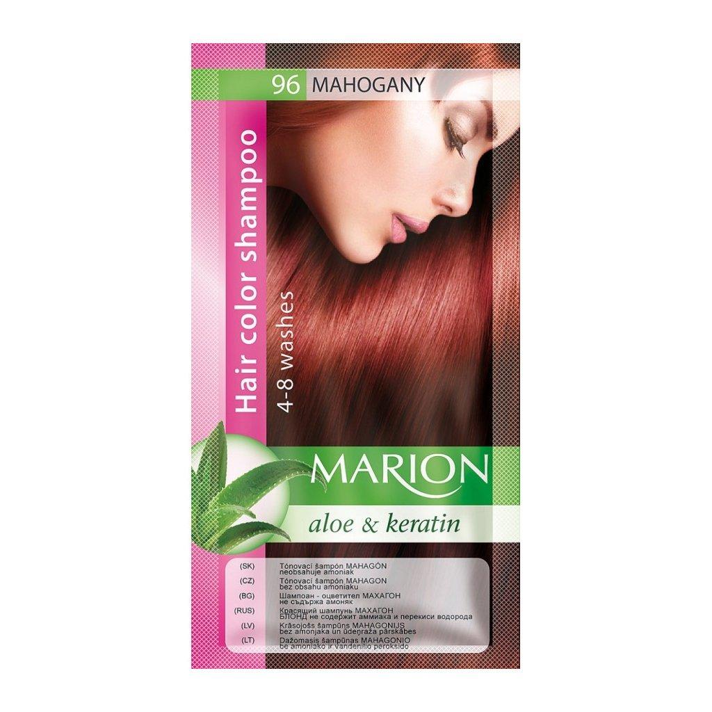 Tónovací šampon 96 MAHAGON MARION