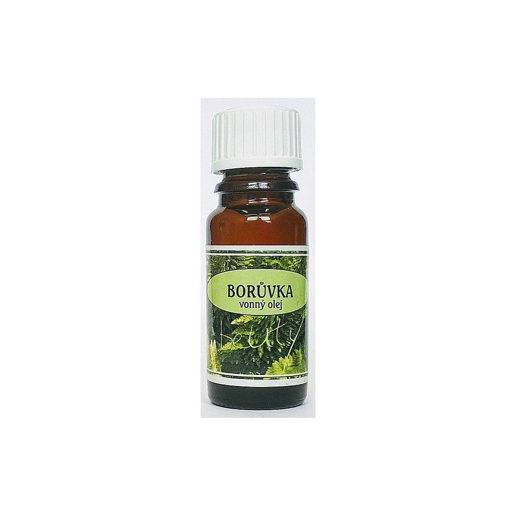Vonný olej 10ml Borůvka