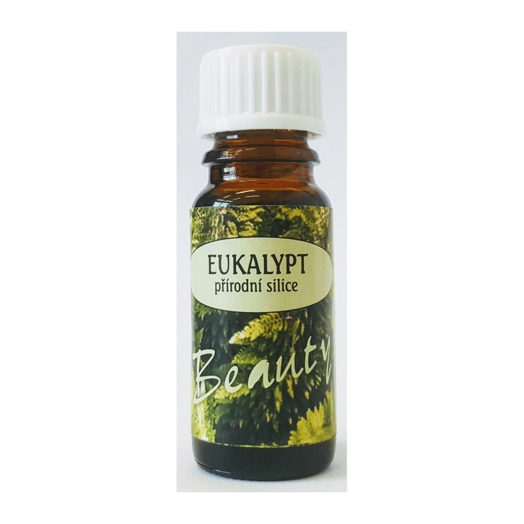 Vonný olej 10ml EUKALYPT