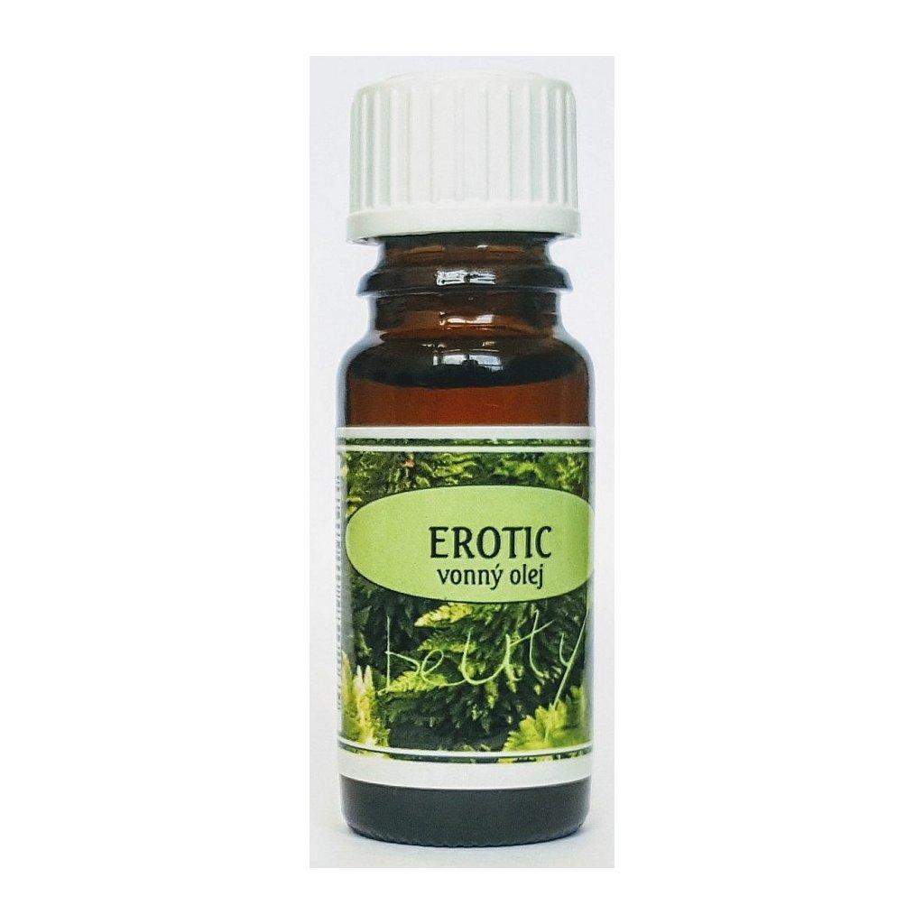 Vonný olej 10ml EROTIC