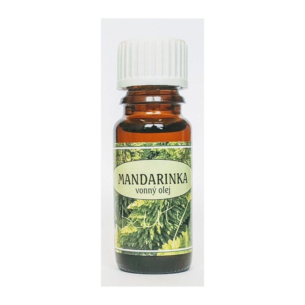 Vonný olej 10ml MANDARINKA