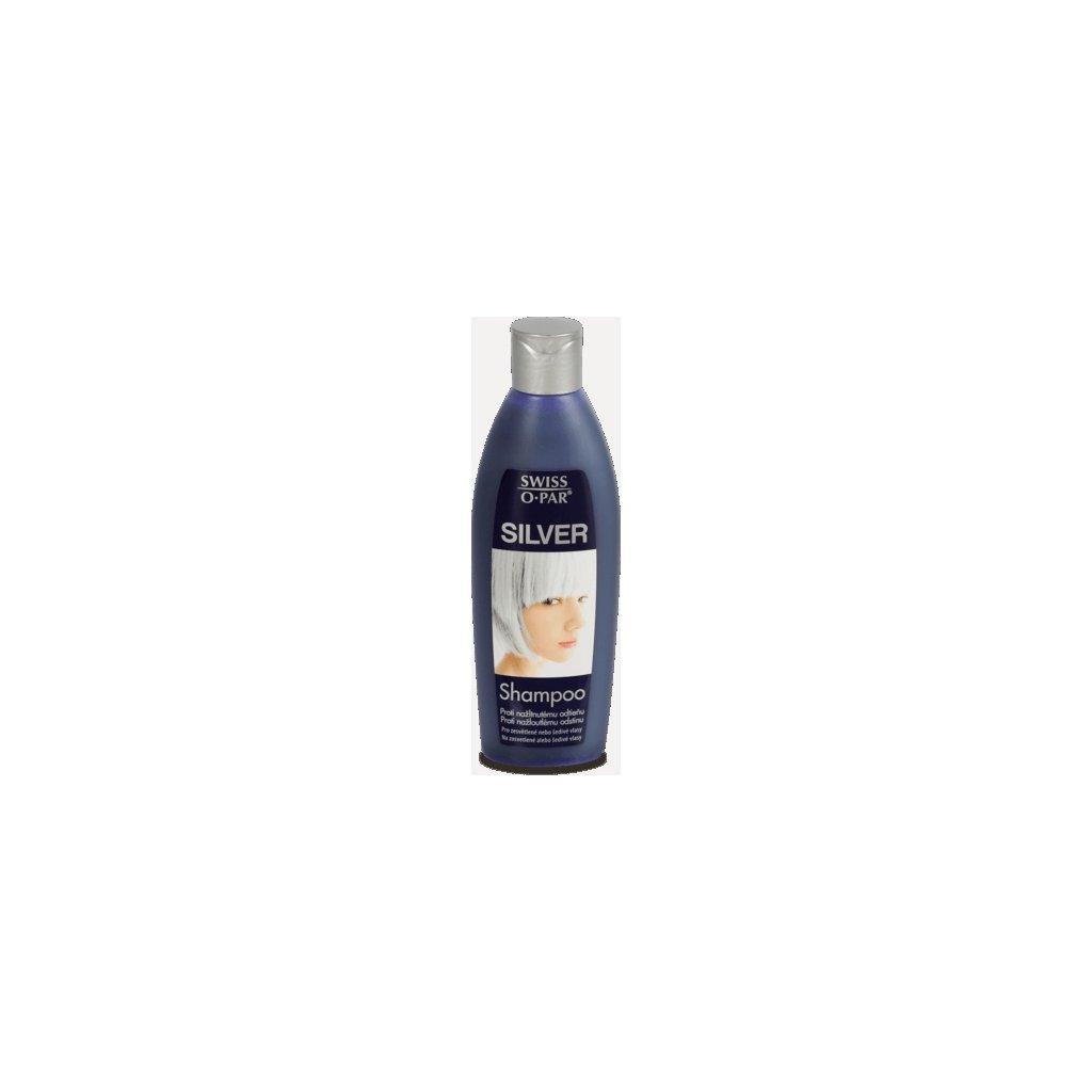 Šampon Silver, 250ml SWISS O PAR