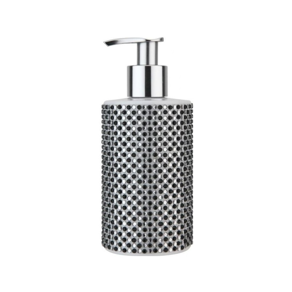 Tekuté mýdlo Vivian Gray BLACK/WHITE DIAMONDS, 250ml
