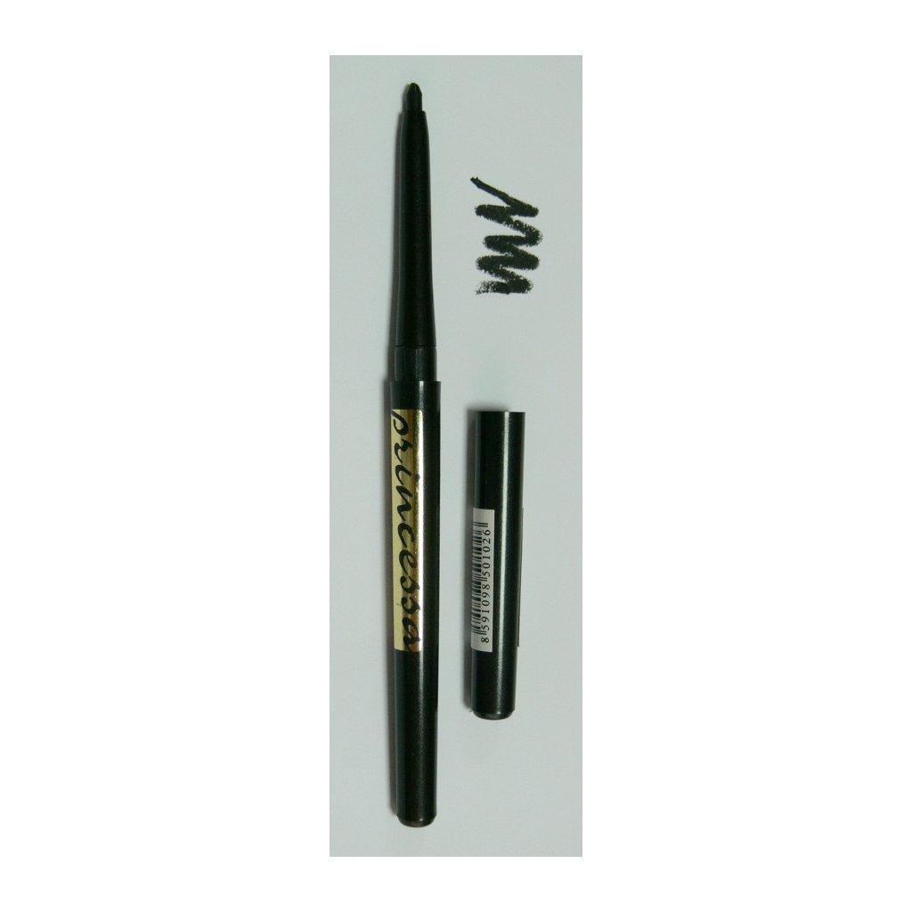 Linkovací tužka Princessa vysouvací voděodolná - černá