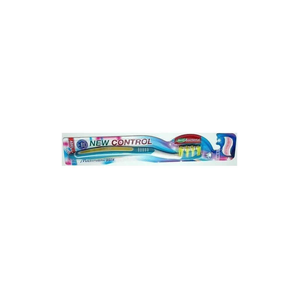 Zubní kartáček NEW CONTROL tvrdý
