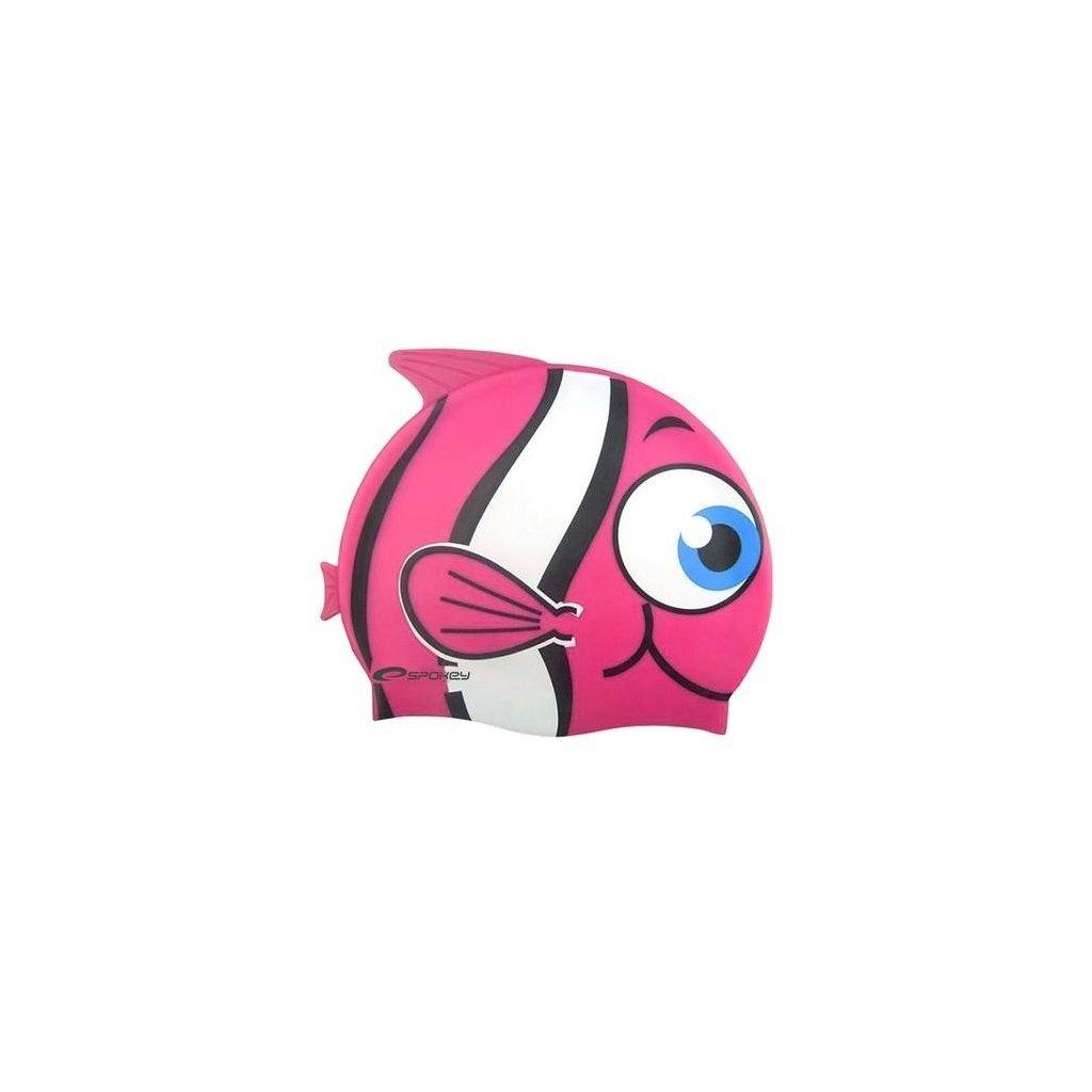 Plavecká čepice Rybka