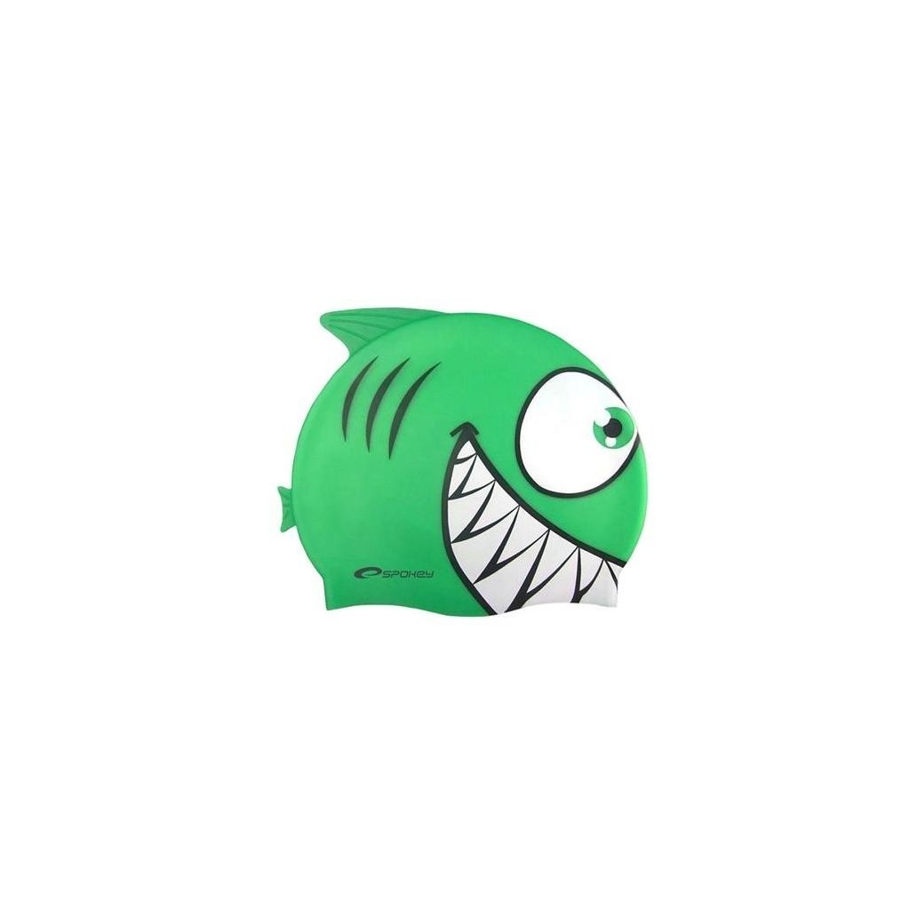 Plavecká čepice Žralok