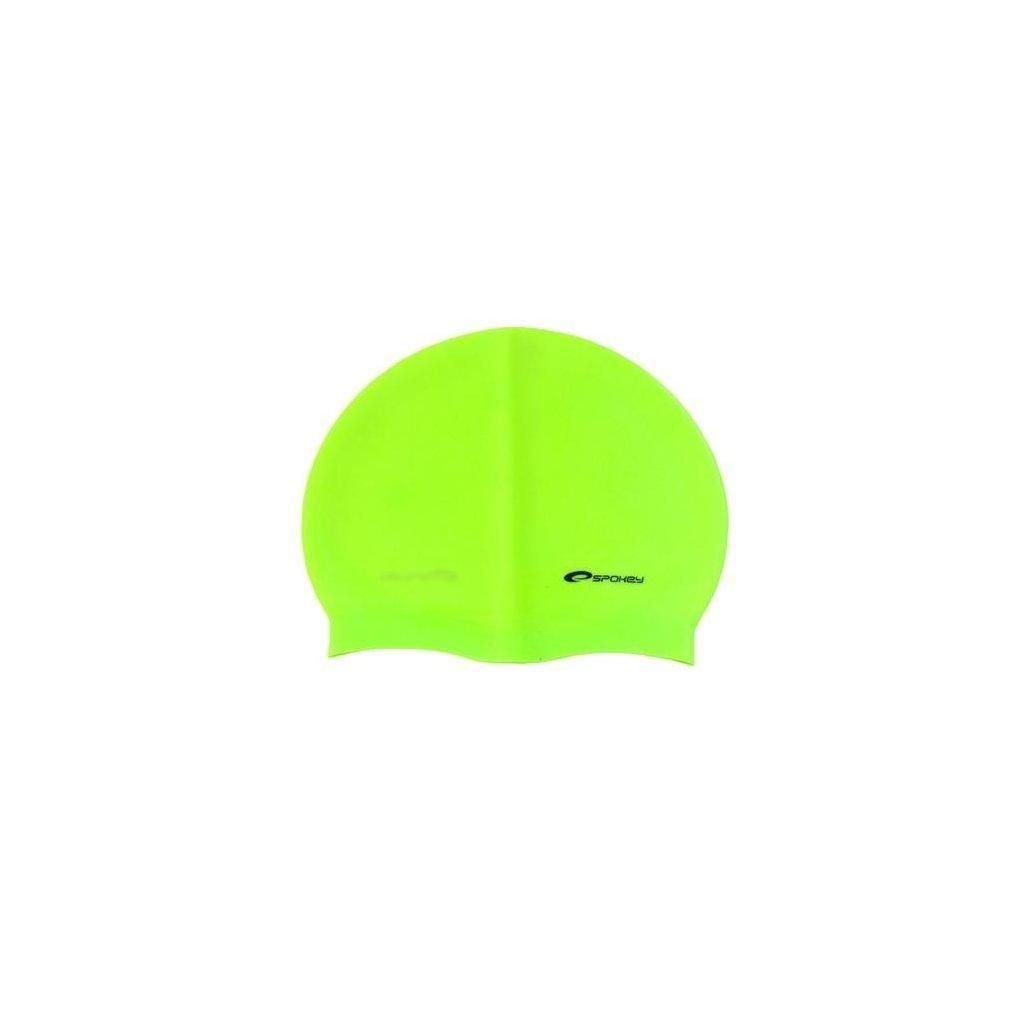 SUMMER - Plavecká čepice silikonová