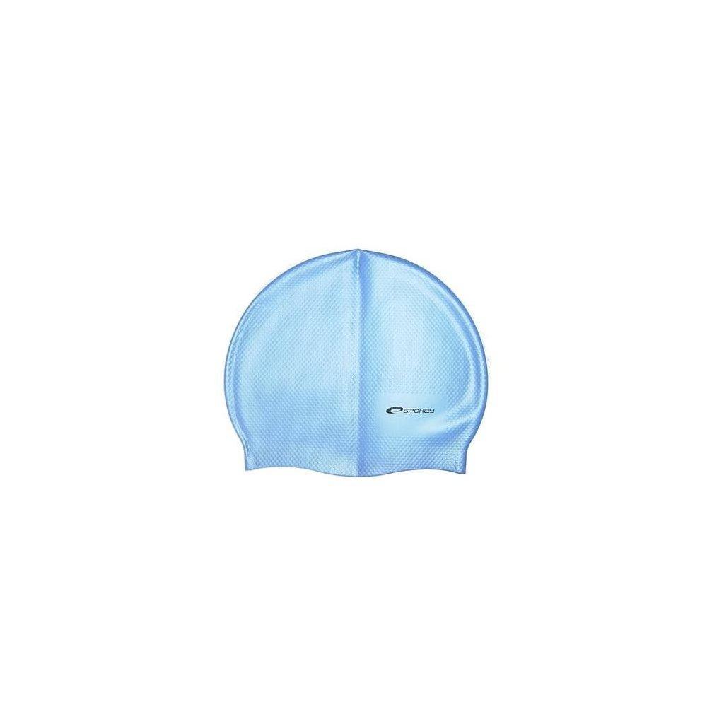 SENSE - Plavecká čepice silikonová