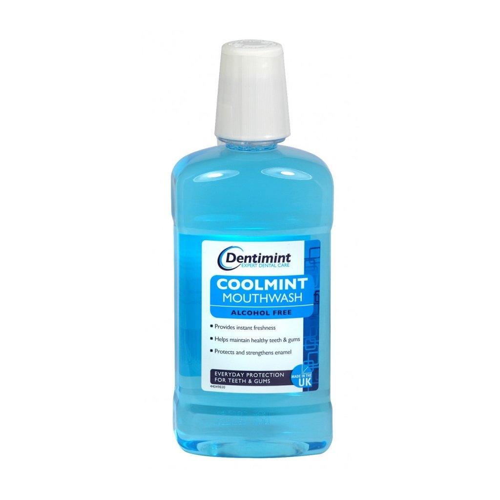 Ústní voda Dentimint Modrá, 500ml
