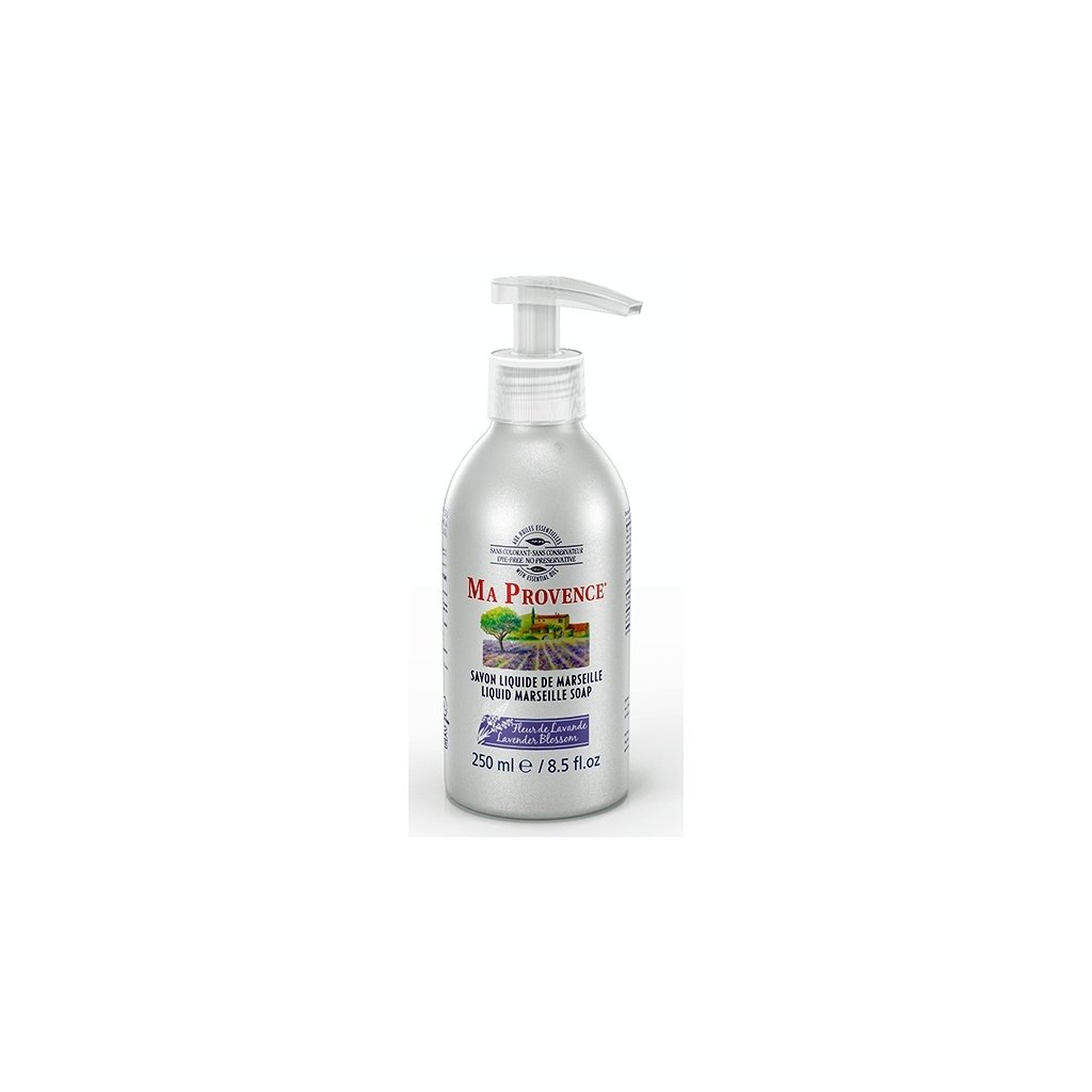 Tekuté mýdlo Levandule, 250ml Ma Provence