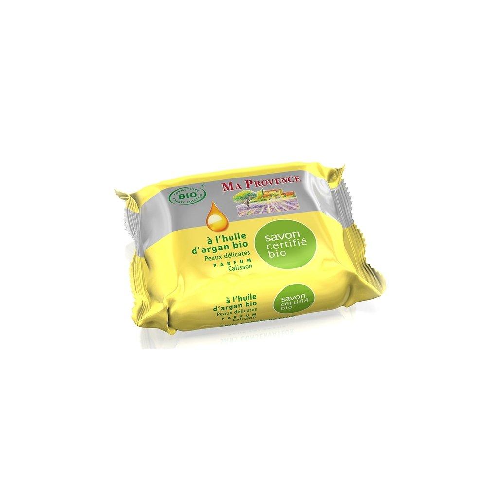 BIO přírodní mýdlo 75g s arganovým olejem Ma Provence