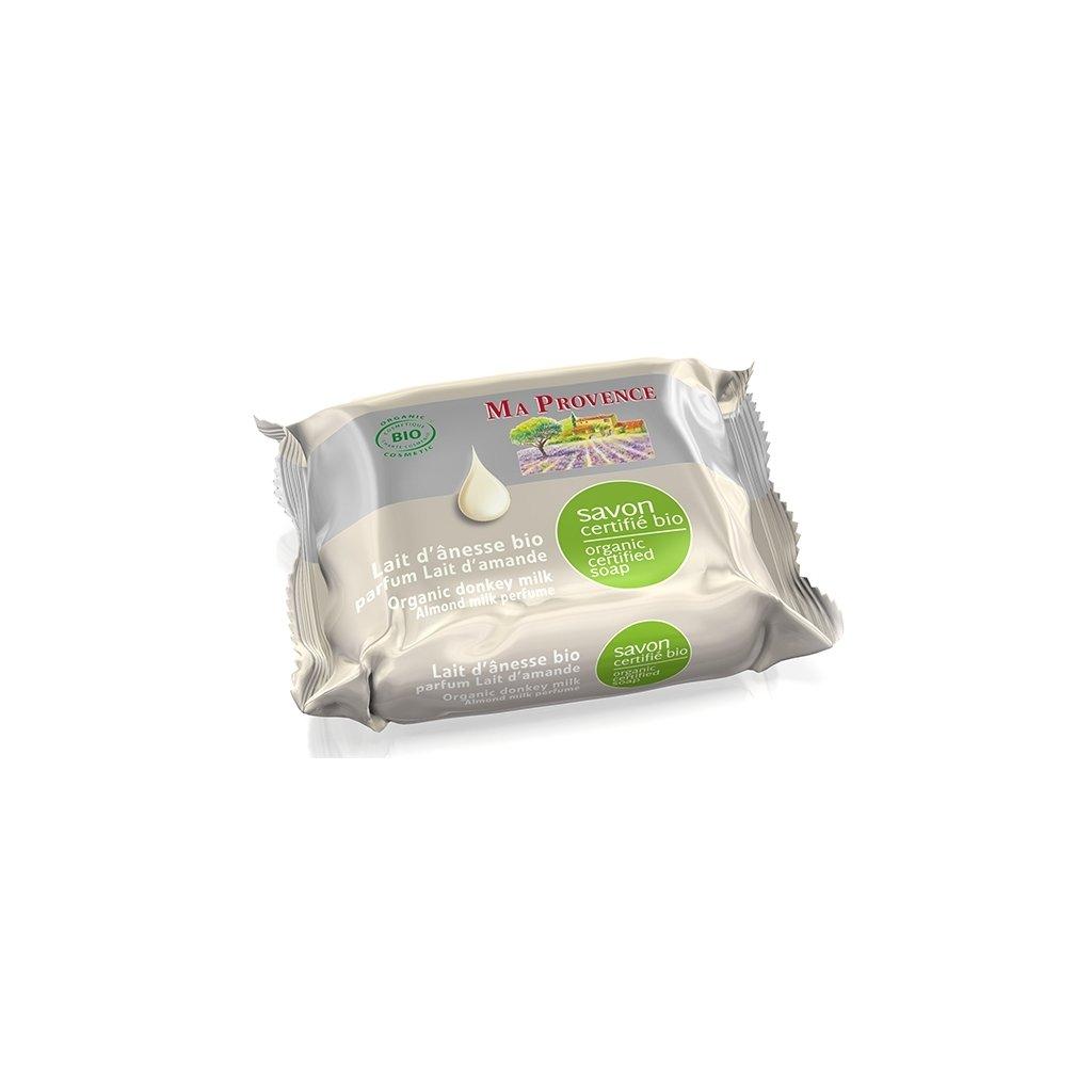 BIO přírodní mýdlo 75g s oslím mlékem Ma Provence