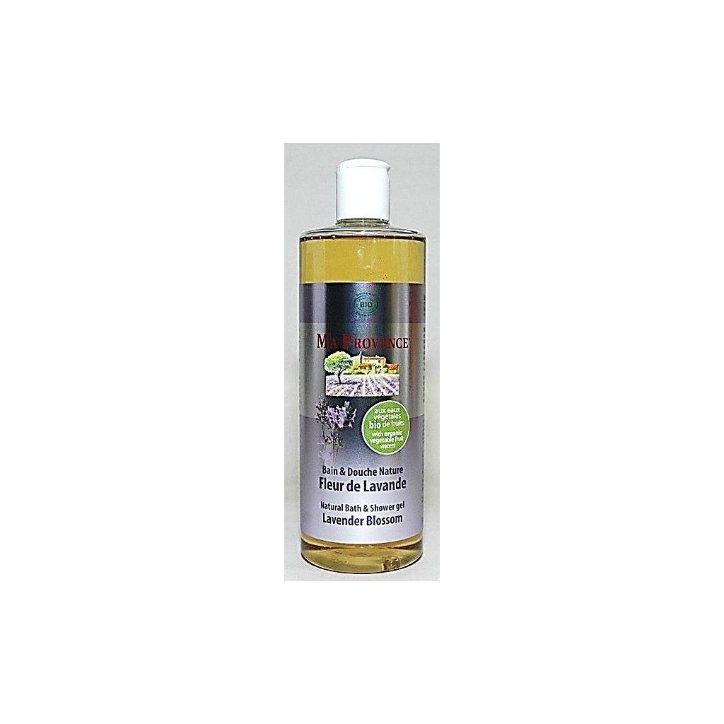 BIO pěna do koupele a sprchový gel Levandule, 500ml Ma Provence