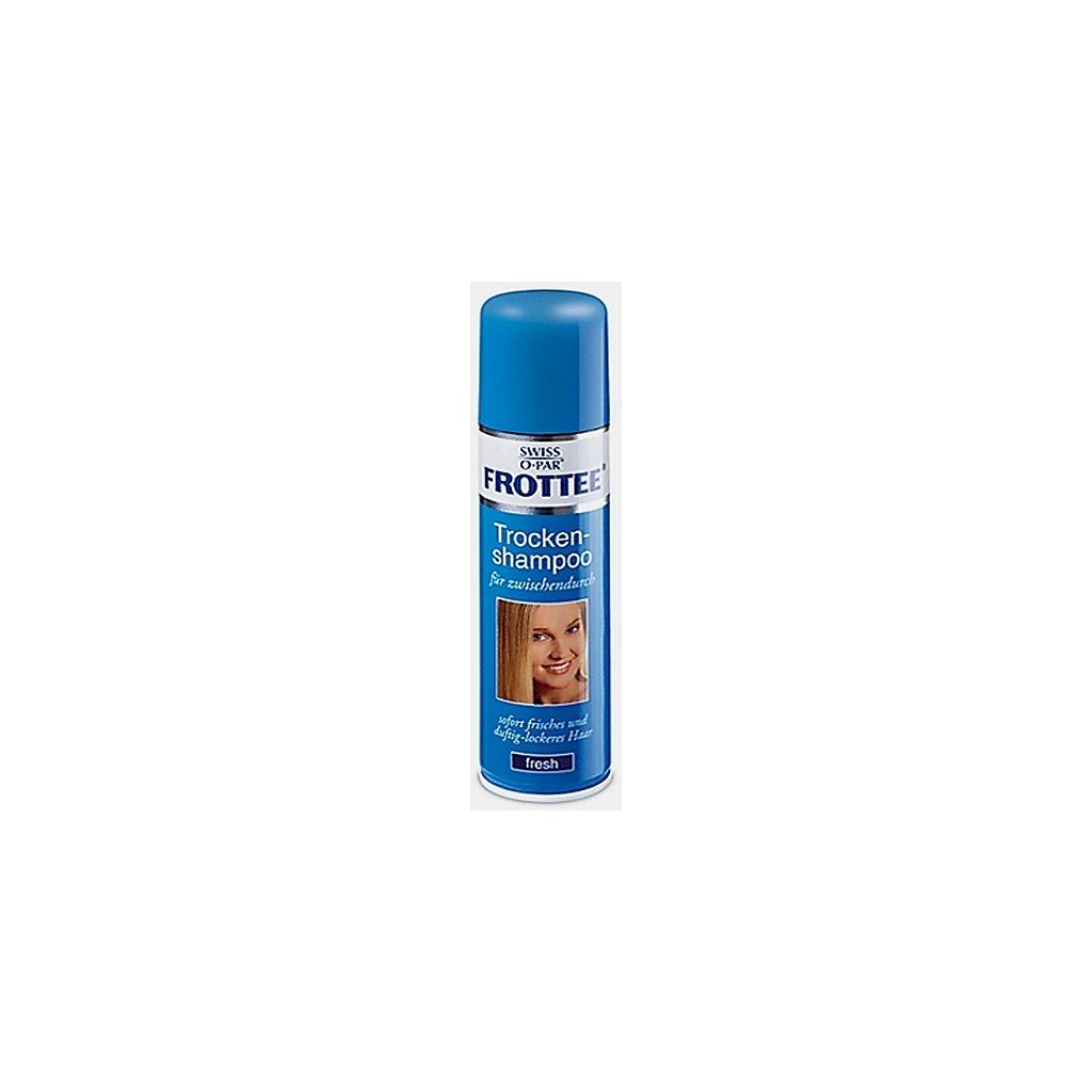 Suchý šampon Swiss o par