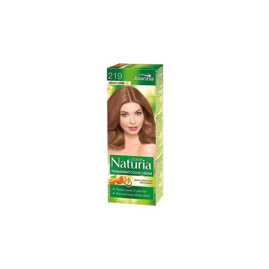 219 - Barva na vlasy NATURIA COLOR - SLADKÉ TOFEE