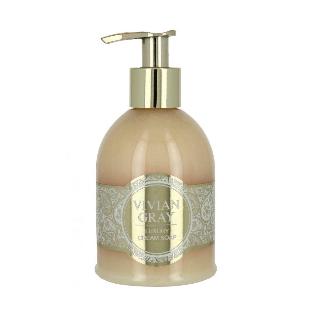 Tekuté mýdlo ROMANCE Vanilka a Patchouli, 250ml