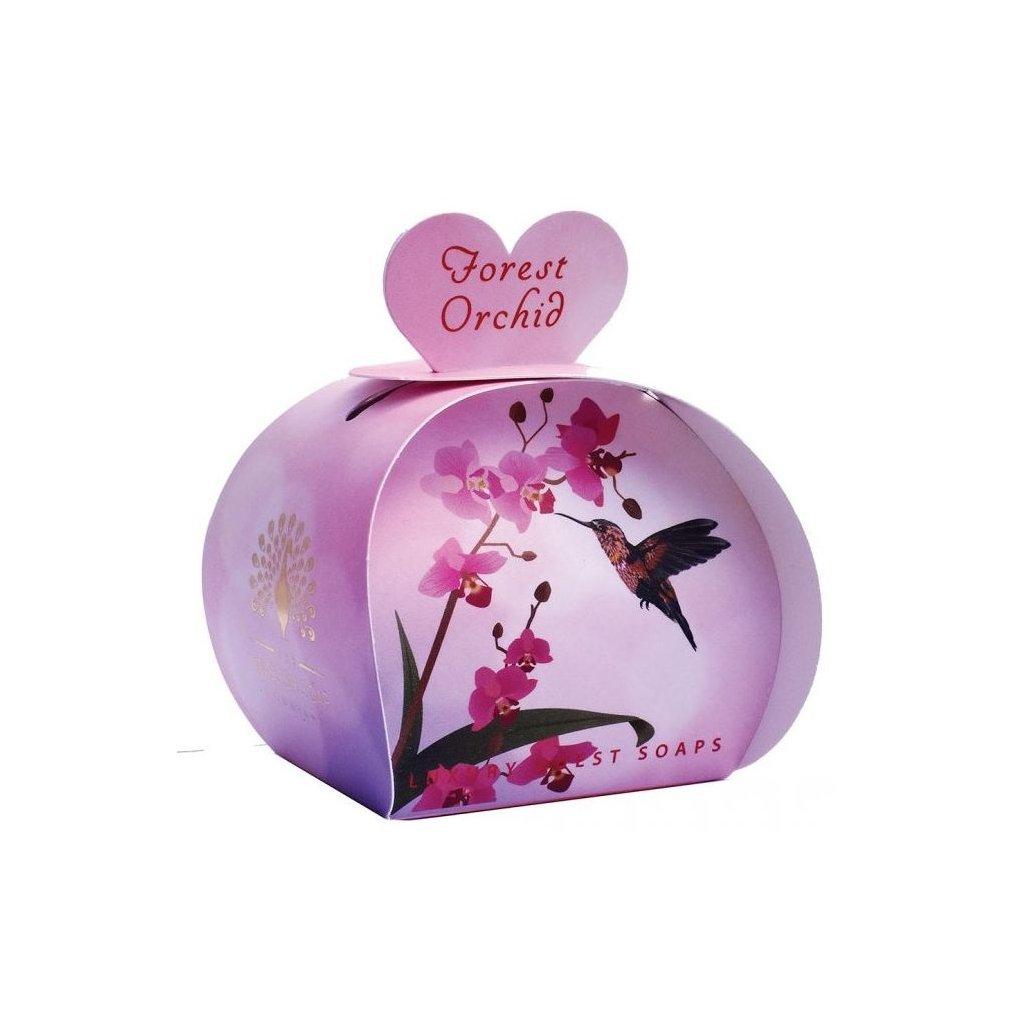Anglické mýdlo Orchidej, 3x20g