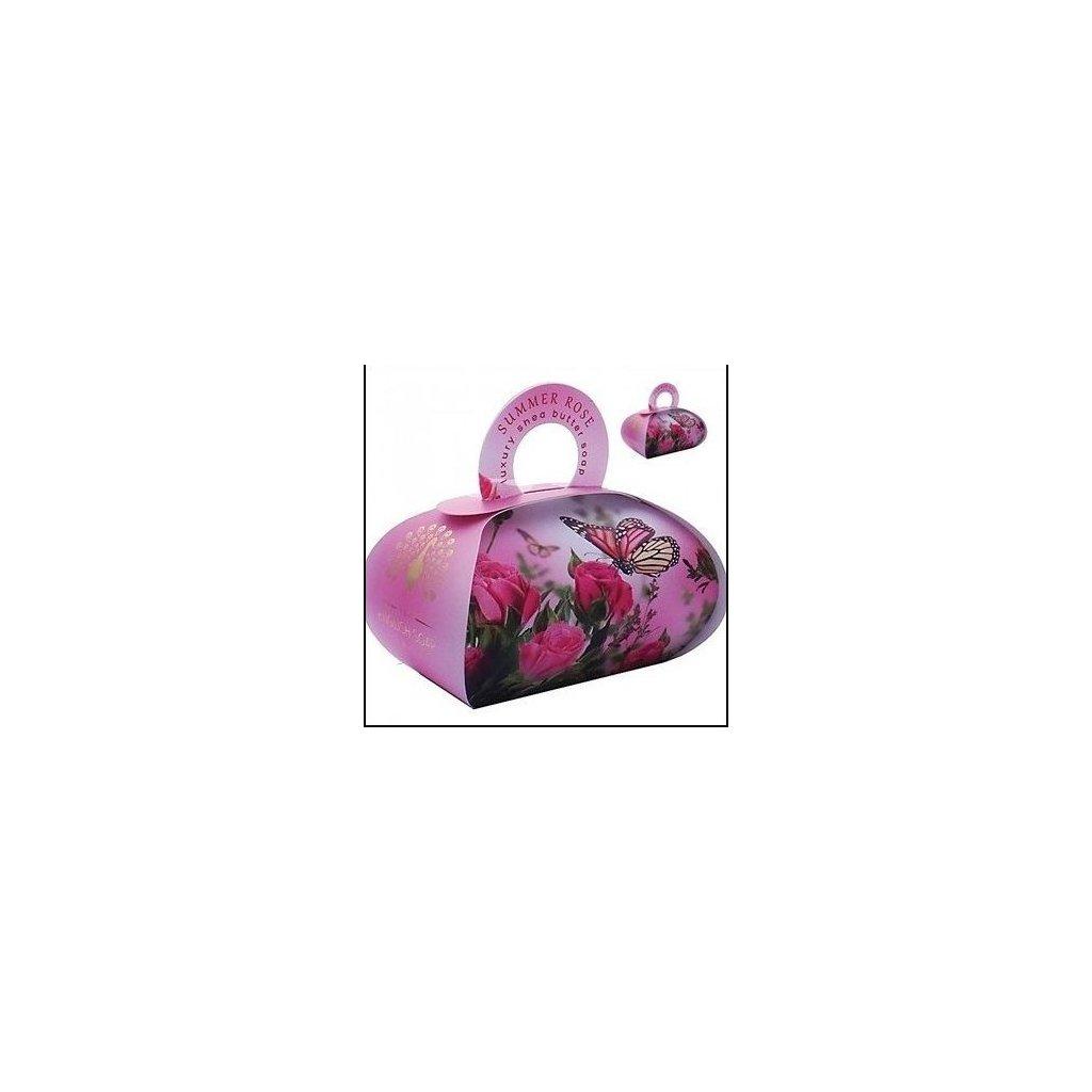 Anglické mýdlo Letní růže, 260g