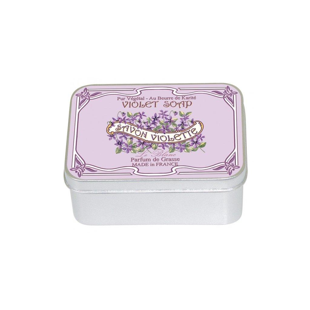 boite metal savon 100g violette p image 29919 grande
