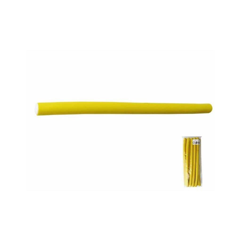 Natáčky Papiloty gumové 10mm-hladké (10ks)