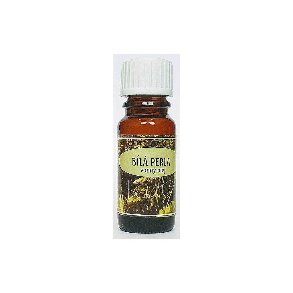 Vonný olej 10ml BÍLÁ PERLA