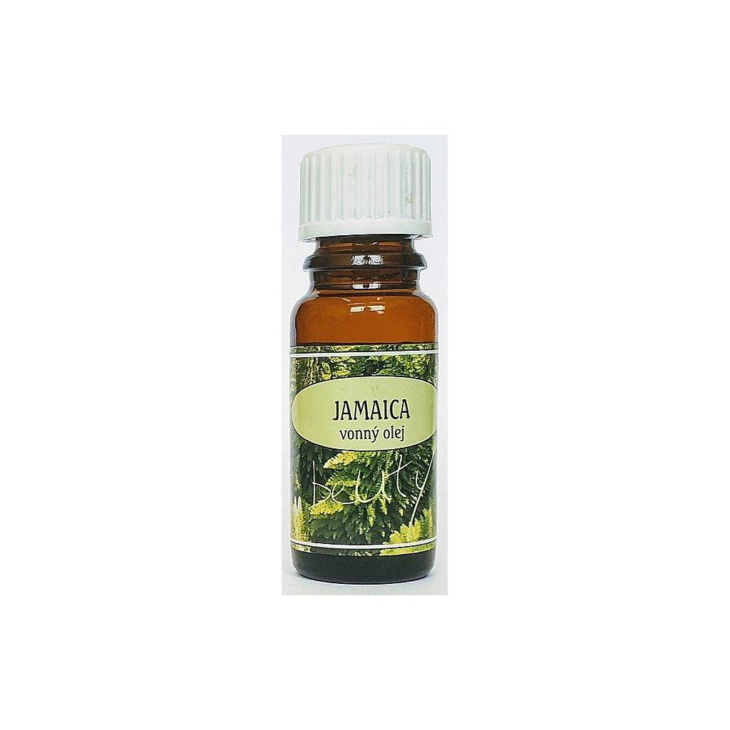 Vonný olej 10ml JAMAICA