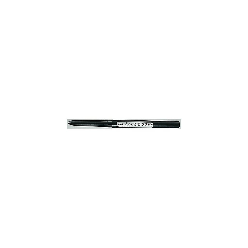 Konturovací tužka Černá, vysunovací PRINCESSA