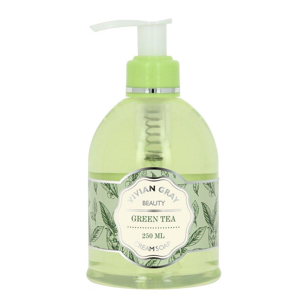 Tekuté mýdlo Green Tea Vivian Gray, 250ml
