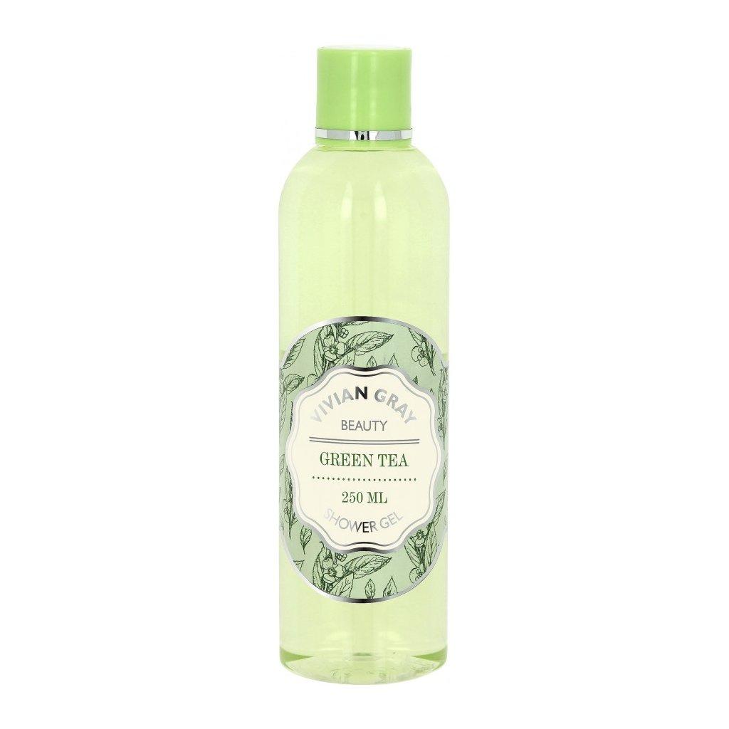 Sprchový gel Green Tea Vivian Gray, 250ml