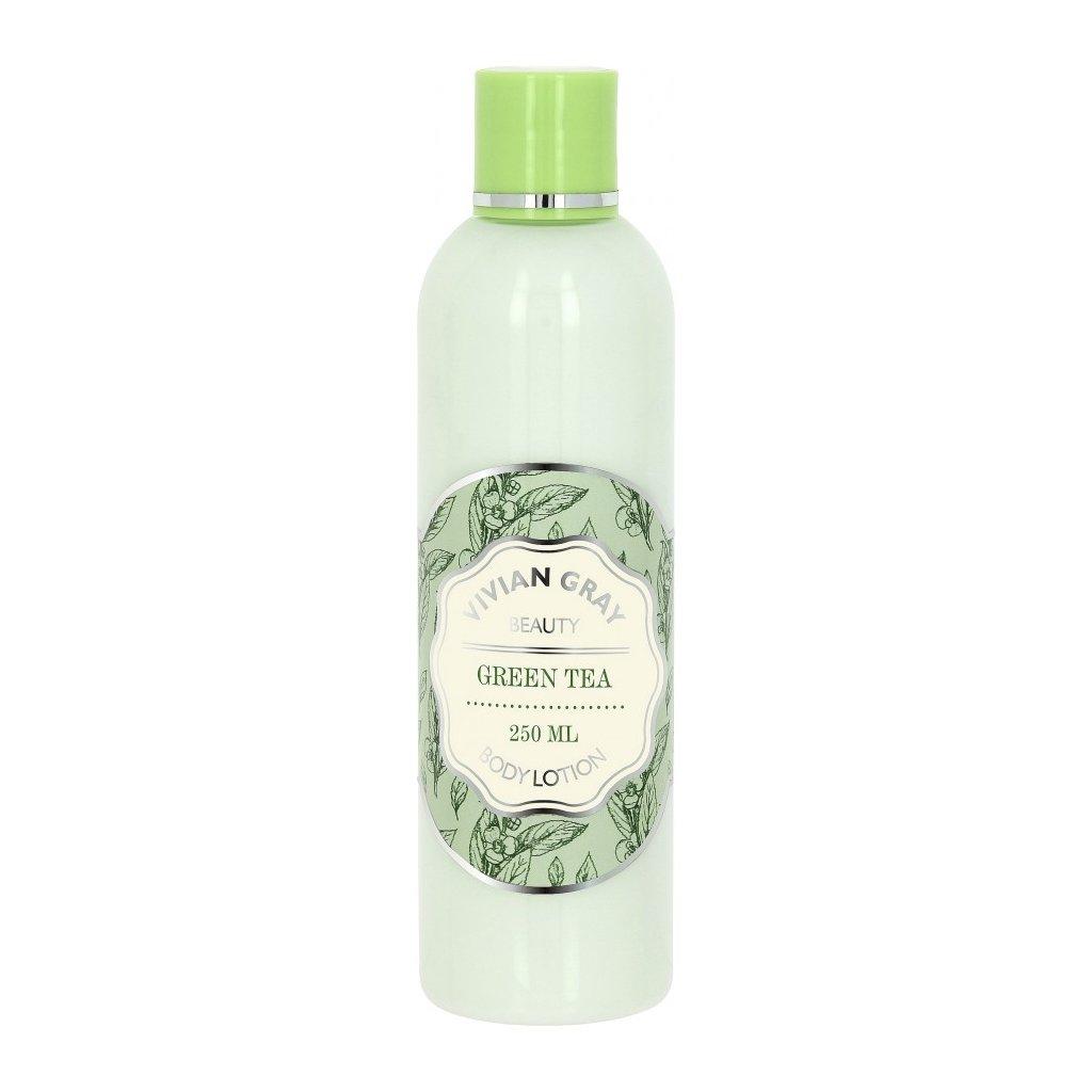 Tělové mléko Green Tea Vivan Gray, 250ml