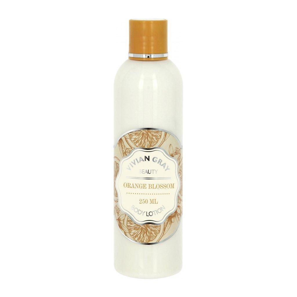 Tělové mléko Orange Blossom Vivan Gray, 250ml