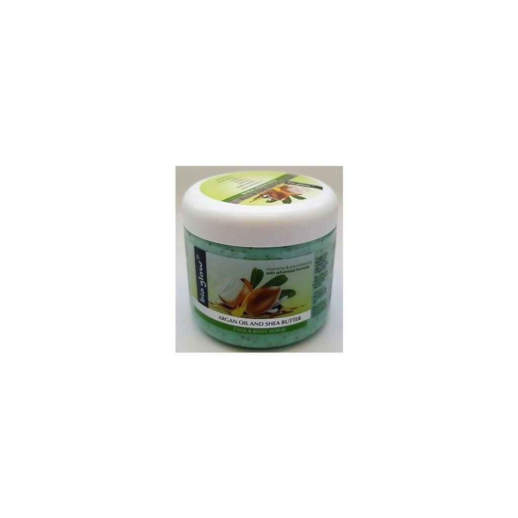 Peeling Arganový olej, 300ml