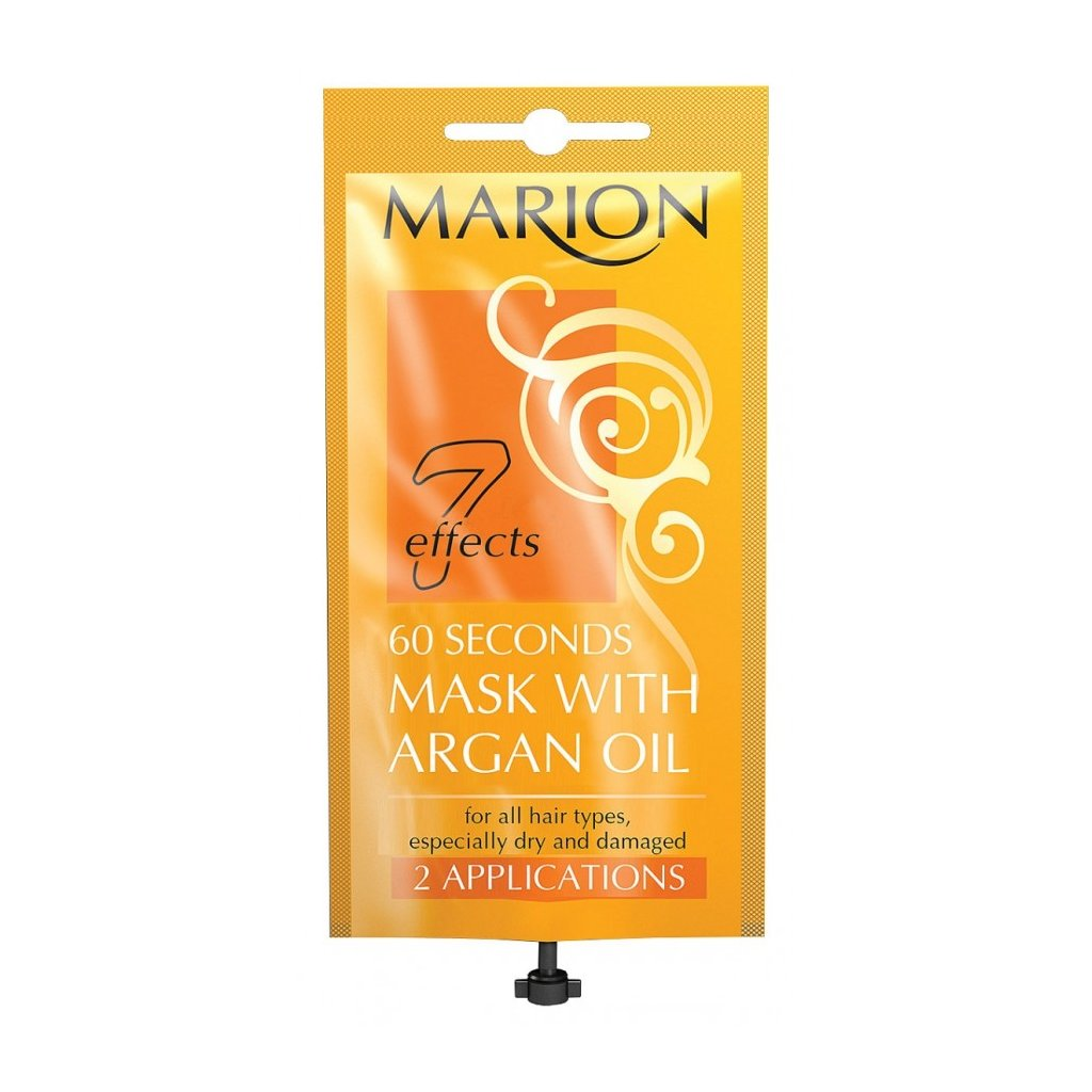 Maska na vlasy s Arganovým olejem