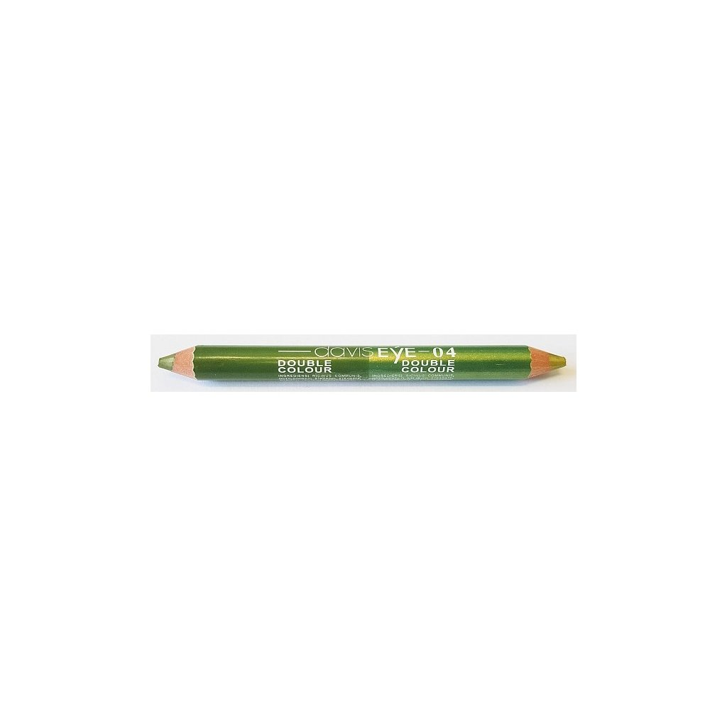 Oční stíny tužkové DUO Sv. Zelená - Tm. Zelená