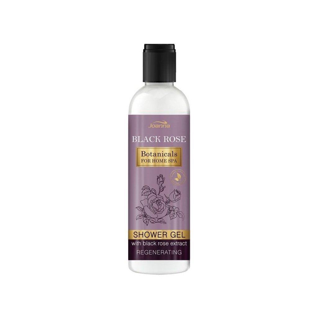 Sprchový gel Černá růže, 240ml