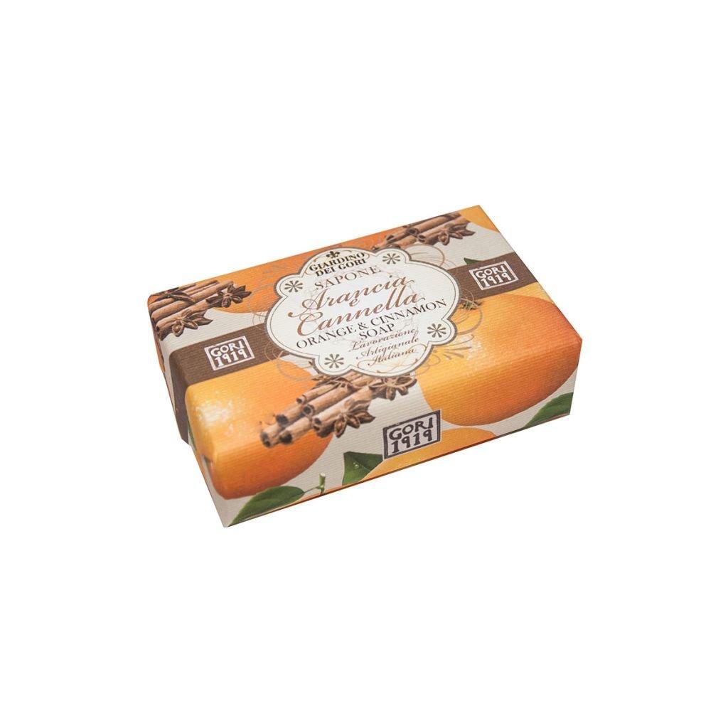 Mýdlo GIARDINO GORI Pomeranč a Skořice 150g