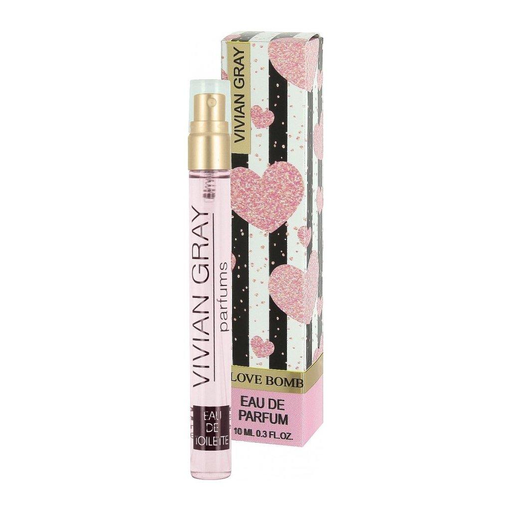 Eau de Parfum LOVE BOMB, 10ml