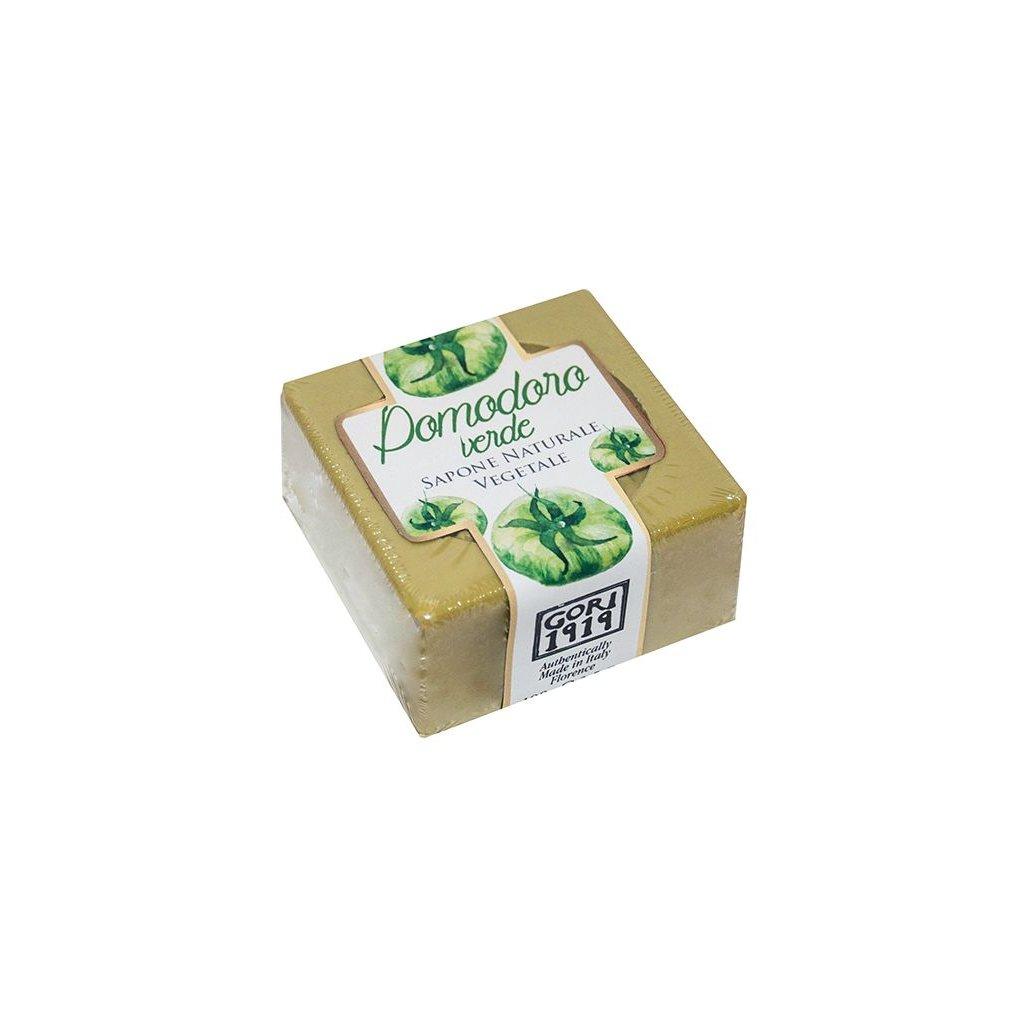 Mýdlo Quadro GORI Zelené rajče, 100g