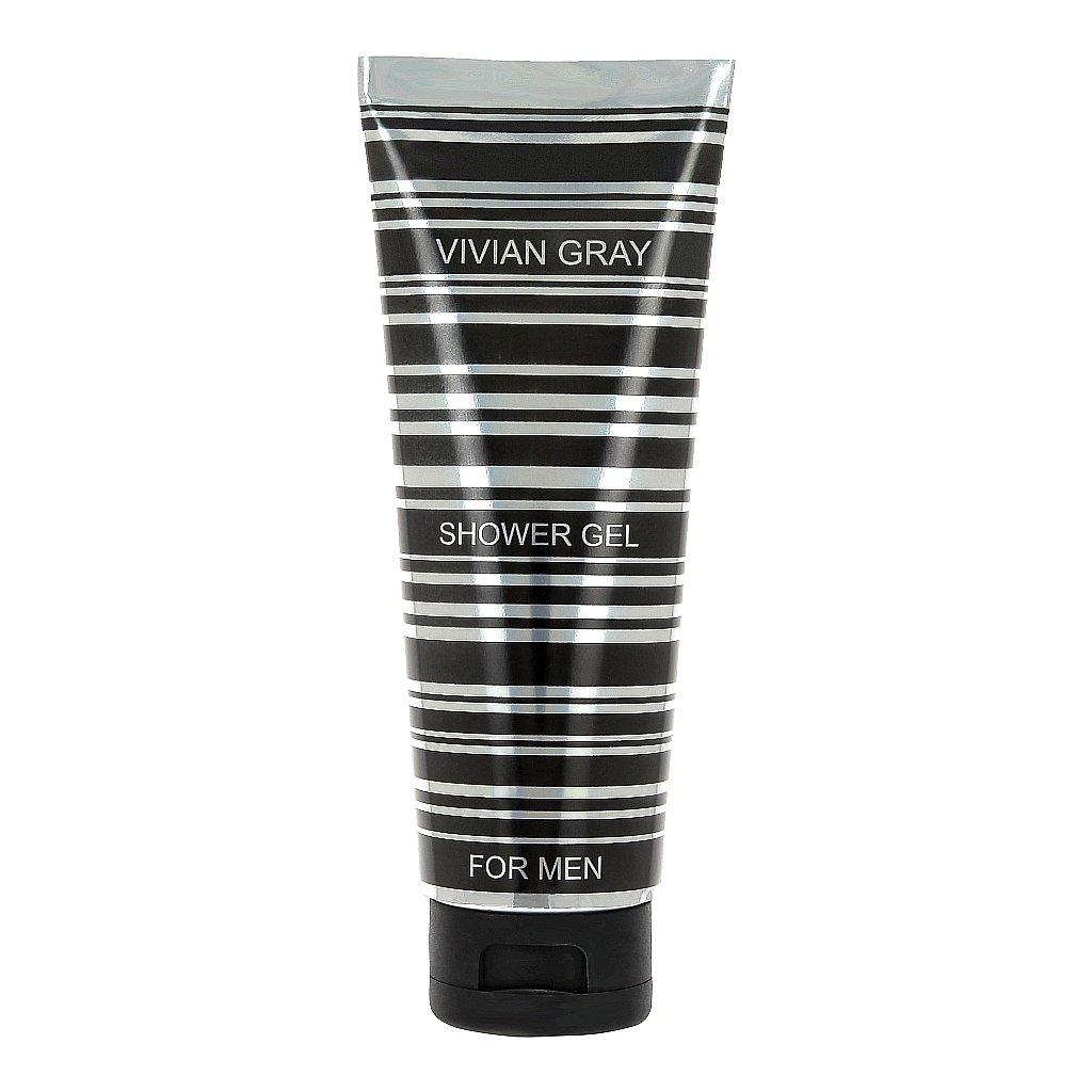 Sprchový gel pro muže VIVIAN GRAY, 100ml