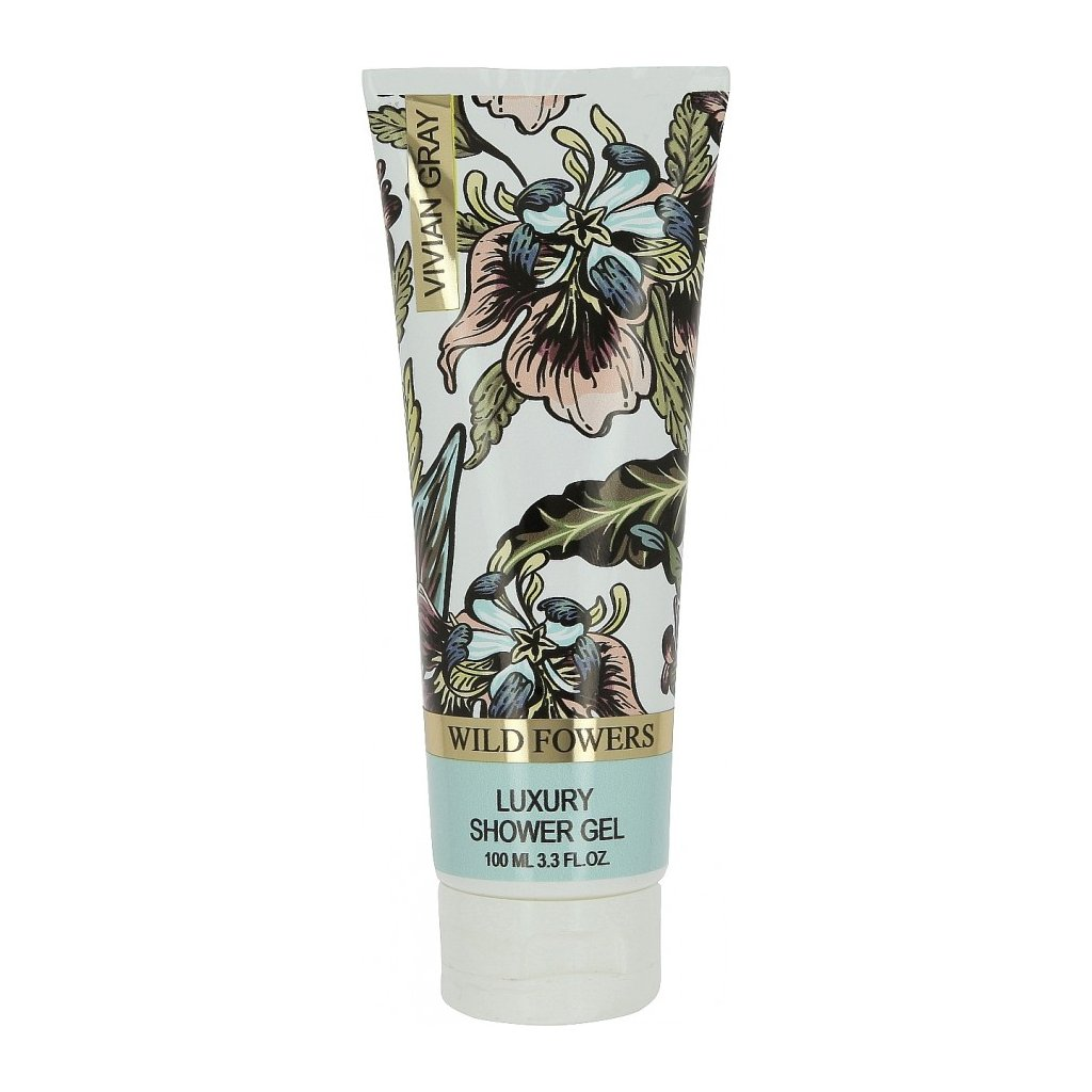 Sprchový gel WILD FLOWERS, 100ml