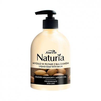 Krémové mýdlo ARGAN NATURIA dávkovač