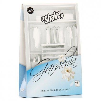 SHAKE vonné sáčky Gardenia 3 ks