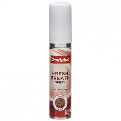DENTIPLUS Ústní spray ANISEED, 25ml